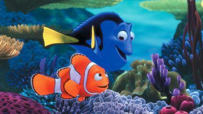 Eén Vlaams gezin keek vorig jaar 436x Finding Nemo