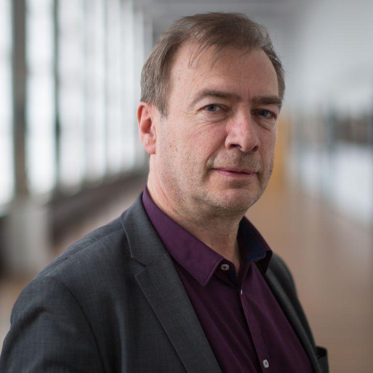 Dirk Rochtus.  Beeld Johan Cappelle