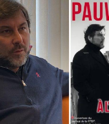 """Les confessions intimes de Stéphane Pauwels: """"J'ai eu des envies suicidaires"""""""