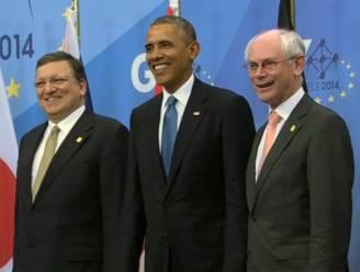 """Di Rupo tegen Obama: """"We zullen altijd betrouwbare bondgenoot blijven"""""""