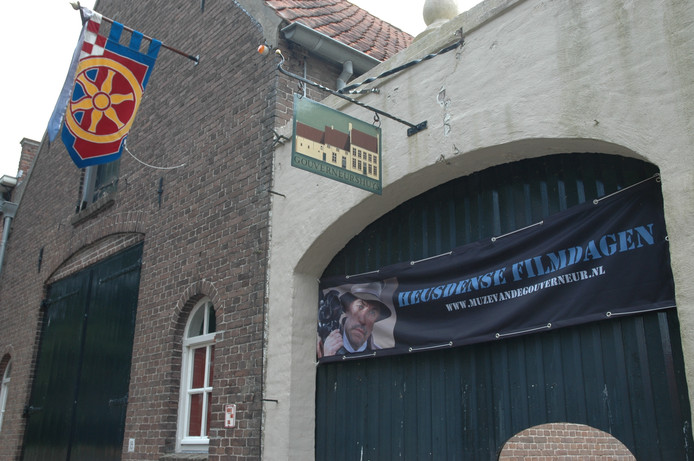 Dit weekeinde werd de eerste editie van de Heusdense Filmdagen gehouden.
