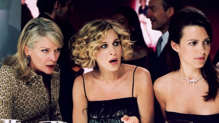 Sex and the City Beeld HBO