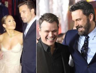 Romance met Jennifer, bromance met Matt Damon: Ben Affleck klimt uit diep dal en herbeleeft zijn gloriejaren