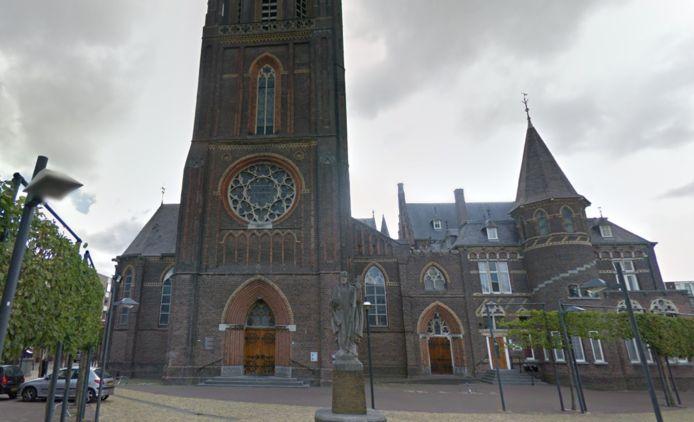 De Bonifatiuskerk in Leeuwarden