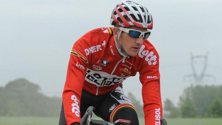 Jurgen Van den Broeck kan in de Tour rekenen op de trouwe diensten van Bart De Clercq. Beeld PHOTO_NEWS