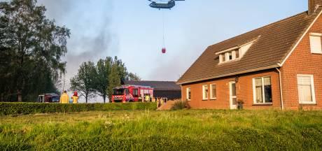 Natuurbranden nog niet allemaal onder controle, 4000 evacués wachten terugkeer af