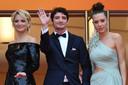 Virginie Efira, Niels Schneider et Adele Exarchopoulos