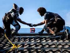 Onderzoek wijst uit: meeste Woerdenaren voor zonnepanelen op het dak.