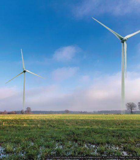 Rheden sluit plaatsing windmolens niet uit, ondanks de wespendief