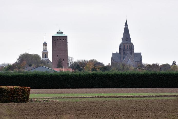 Chapeau! vindt plaats in de Gummaruskerk. De kerk is hét herkenningspunt voor Steenbergen en daardoor een verbindende factor, stelt de gemeente.