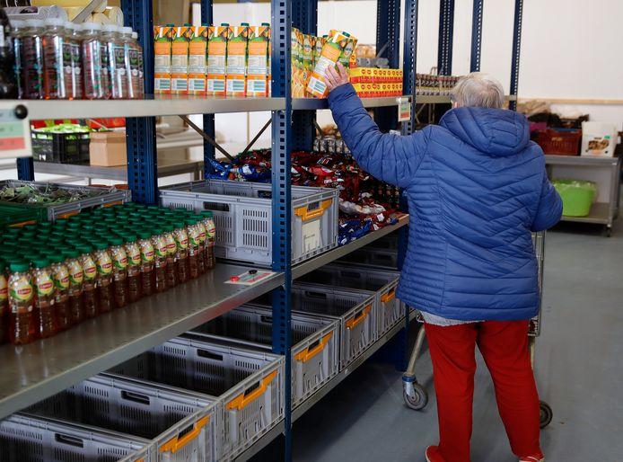 Een supermarkt voor minima, foto ter illustratie.