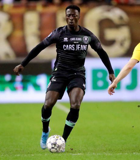 FC Dordrecht huurt Polley van ADO