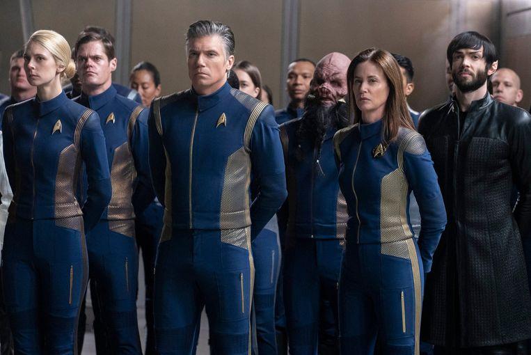 Star-Trek Discovery Beeld Humo