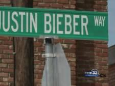 À 11 ans, elle donne à une rue de sa ville le nom de Justin Bieber