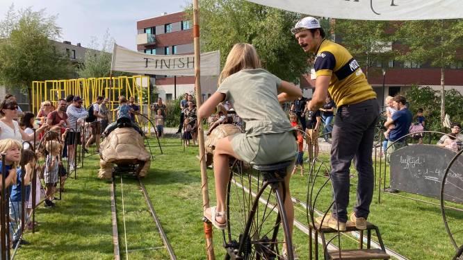 FOTOREPO: WK-Familiedag in Leuven