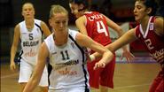 Emma Meesseman past voor EK-kwalificatie Belgian Cats