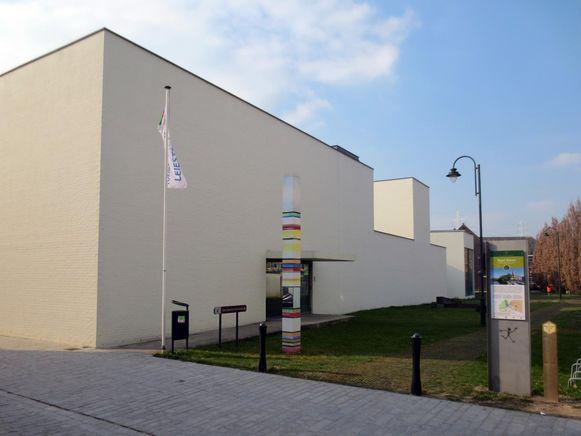 Het Raveelmuseum in Machelen.
