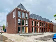 Eerste woningen Cortile in Oldenzaal opgeleverd, maar nog niet allemaal verkocht