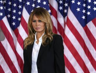 """First lady Melania adviseerde Trump nederlaag te accepteren"""