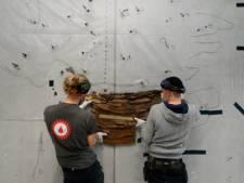 HOGENT werpt zich voor sloophamer en redt kunstwerk uit Belgacomtoren