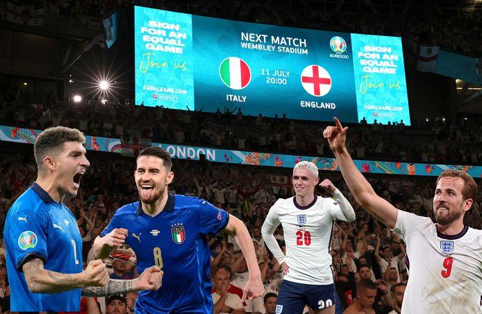 Wie staat in uw ideale ploeg met spelers van Italië en Engeland?