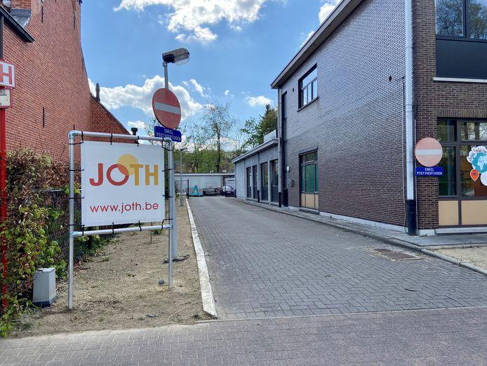 JOTH-huis in Zandhoven