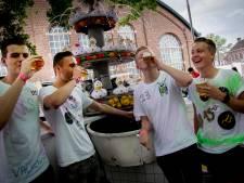Fontys zet streep door studentenfestival Purple tijdens introductieweek Tilburg