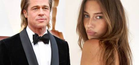 'Getrouwde Nicole Poturalski (27) is de nieuwe vlam van Brad Pitt (56)'