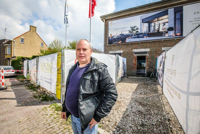 Marc Kyndt organiseert dit weekend een expo over de Suikerfabriek.