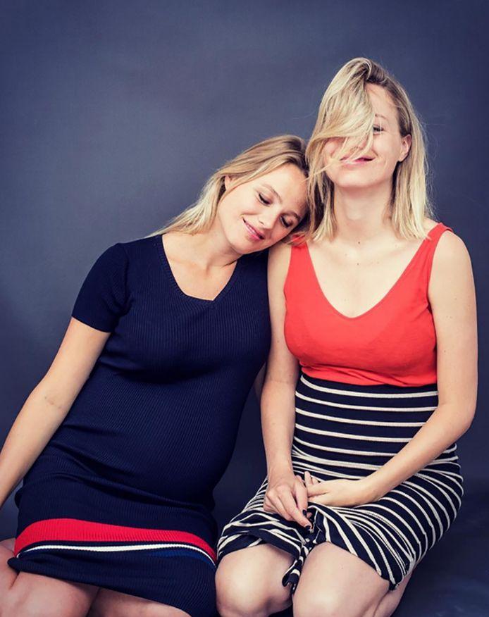 Tess en Lisa