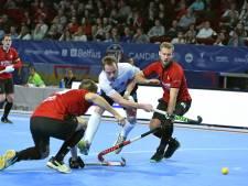 La Coupe du monde de hockey indoor à Liège reportée au début de l'année 2022