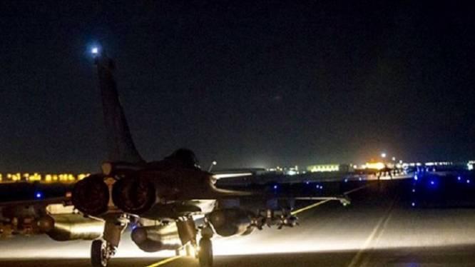 Frankrijk slaat terug: 'IS-hoofdstad' Raqqa gebombardeerd