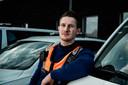 Sigert Baens, agent bij LRH in Hasselt.
