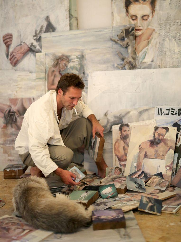 Aldo van den Broek.  Beeld Foto Cas van der Pas