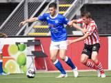 Stefan Velkov maakt rentree in verloren oefenwedstrijd met reserves FC Den Bosch