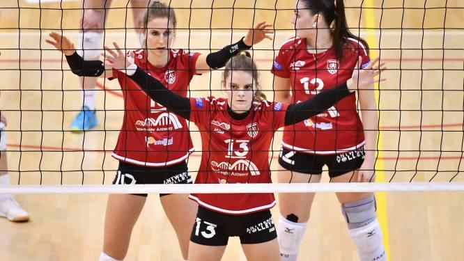 """Lize Timmermans (Antwerp VT): """"We willen tegen Oostende en ook tijdens de volgende wedstrijden ons beste niveau tonen"""""""