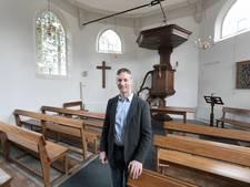 'Wij kiezen God niet, God kiest ons'; nieuwe predikant in Kempen