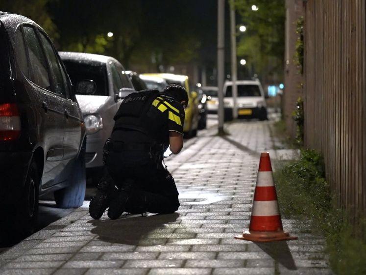 Woning in Rotterdam-Charlois beschoten: twee verdachten aangehouden