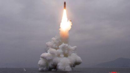 """Noord-Korea: test met nieuw type raket """"succesvol"""""""