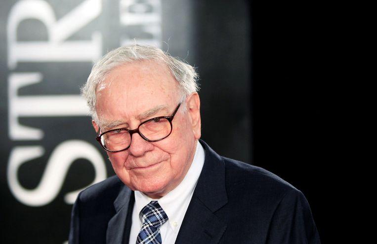 Superbelegger Warren Buffet betaalde 0,1 procent belasting tussen 2014 en 2018. Beeld REUTERS