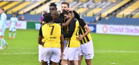 Vitesse overleeft slotoffensief ADO en stoot door naar kwartfinales beker