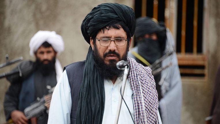 Rasool trad in november 2015 aan als leider van een splintergroep. Beeld null