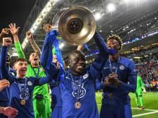 Hij deed het niet, maar als íémand de Champions League-beker mocht kussen, dan was het Kanté