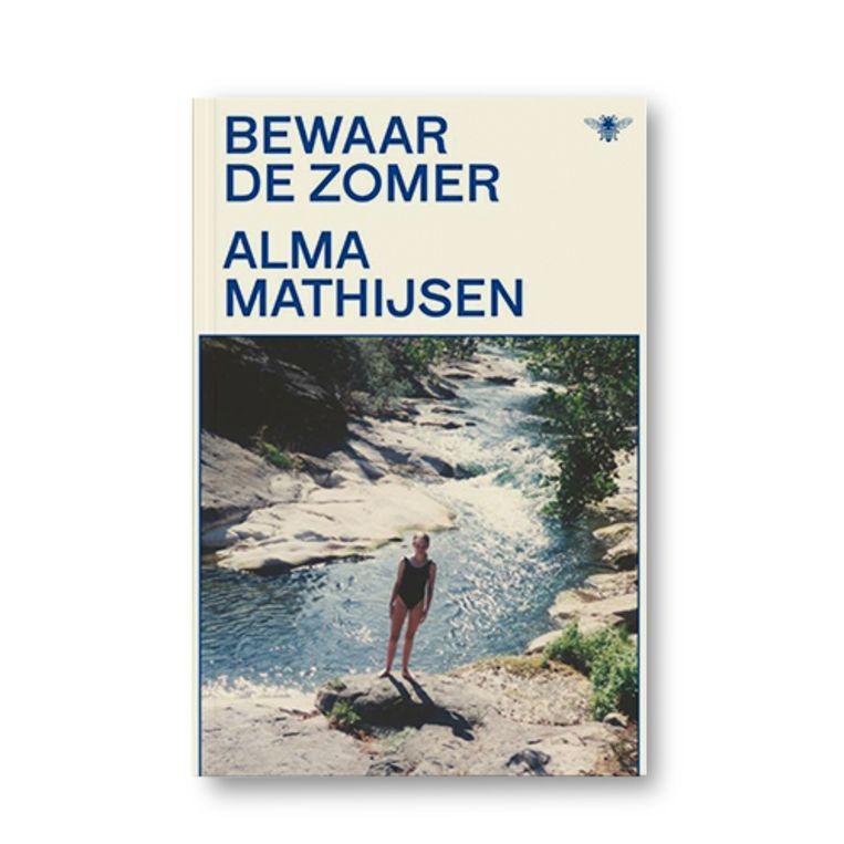 Bewaar de zomer - Alma Mathijsen Beeld Uitgeverij De Bezige Bij