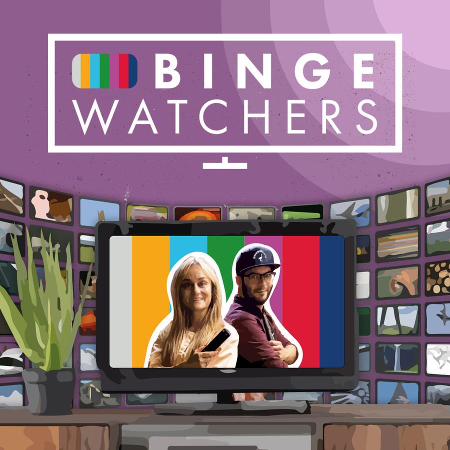 De podcast Bingewatchers is iedere vrijdag te beluisteren op onze site.