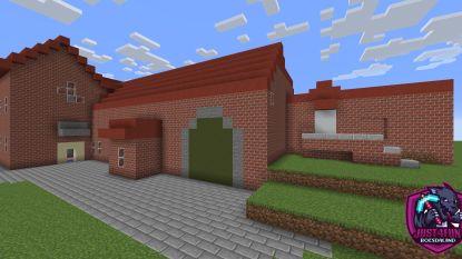 De Boesdaalhoeve gaat virtueel: jongeren kunnen zich dankzij Minecraft uitleven in Boesdaland