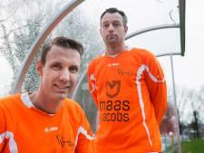 Trainer Rudo Gommers van VV Wernhout plotseling overleden
