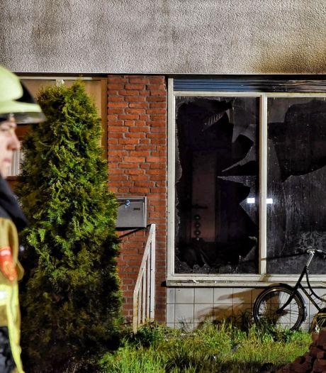 Agent over hevige brand in Tilburg waarbij vader zijn dochtertjes redde: 'De angstige blik van de kleine meid staat op mijn netvlies'
