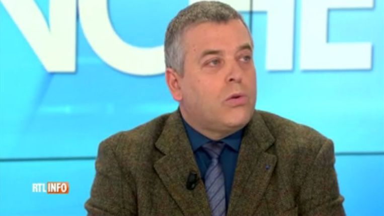 Claude Fontaine. Beeld RTL-TVi