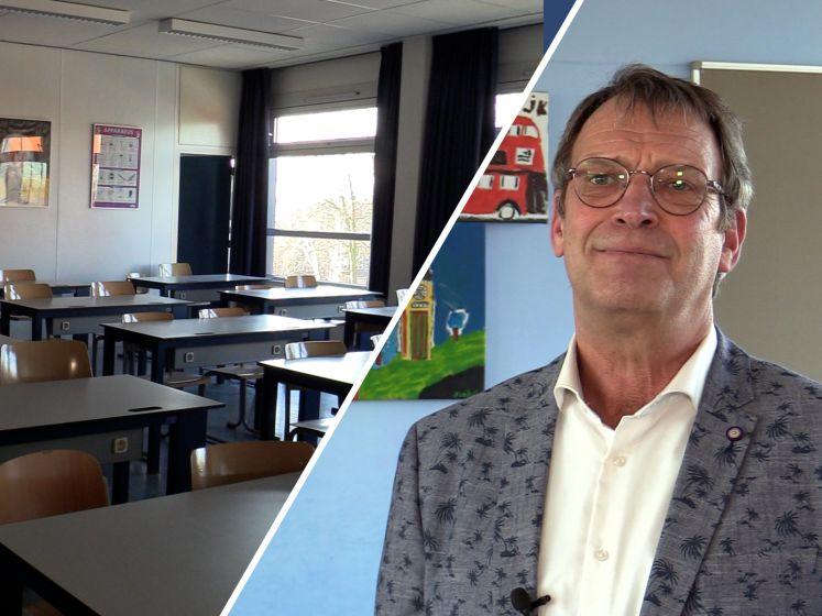 Middelbare school vanaf 1 maart open: 'We mogen elkaar weer in de ogen kijken'